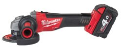 MILWAUKEE M18 FUEL™ 125 mm uhlová brúskaa M18 CAG125X-0